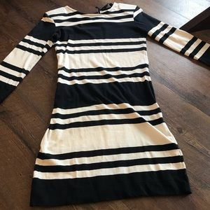 French Connection Dresses - French connection tight long sleeve dress.